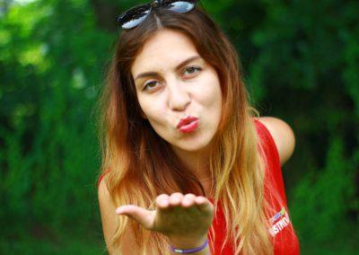 Mazur Weronika - studentka psychologii na University of Winchester w Anglii. Jej zainteresowania to psychologia dziecka, siatkówka, pływanie synchroniczne i podróże. Jest zawsze tam, gdzie jej potrzebują dzieci.