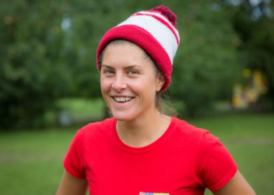 Jagieło Magda – absolwentka WSTiR w Warszawie. Jej pasja to sport pod każdą postacią, począwszy od nart, snowboardu, wakeboardu po biegi i jazdę na rowerze. Relaksuje się fotografując otaczający ją świat.