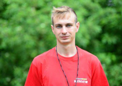Karwowski Michał – student AWF w Białej Podlaskiej. Wolny czas spędza aktywnie grając w piłkę nożną, koszykówkę oraz siatkówkę. Swoją pracę wykonuje z pasją i pełnym zaangażowaniem.